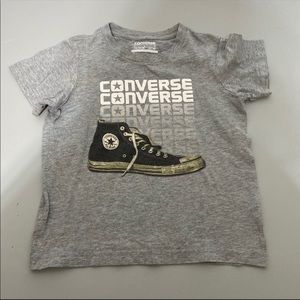 🦖$10 or 3/$20  Converse• Boys Graphic Tee
